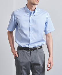 <SOVEREIGN> EASY CARE 細格紋 釦領襯衫