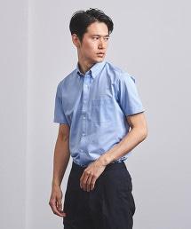 <UNITED ARROWS> 細直條紋扣領襯衫
