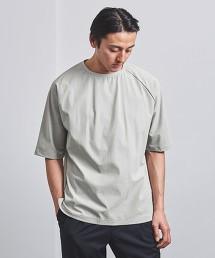 <UNITED ARROWS> 尼龍 聚酯纖維 落肩 T恤 日本製