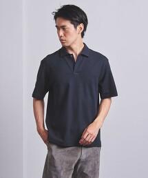 <SOVEREIGN> 蘇文棉 鹿子織 POLO衫 日本製
