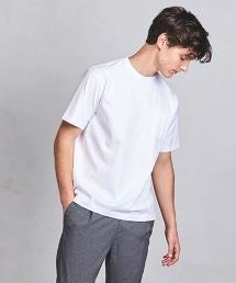 ○UASB 彩色口袋素T恤