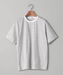 <UNITED ARROWS>橫條紋 T恤