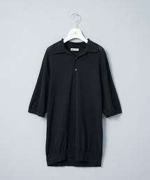 【台灣限定】SVS TP HI-TWIST CTN PL/高捻棉POLO衫