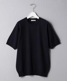 <UNITED ARROWS> CO/AC KANOKO 圓領針織衫 日本製