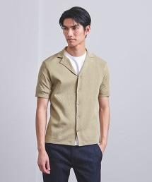 <LARDINI> 米蘭羅紋開領針織衫