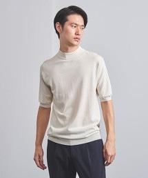 <BATONER> UASP H/TWST 微高領短袖針織衫†
