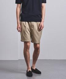 <UNITED ARROWS> 別丁布料 2雙摺 短褲