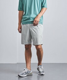 <UNITED ARROWS > 尼龍/彈性纖維 後腰鬆緊帶 輕便短褲