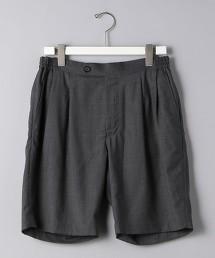 <UNITED ARROWS> REDA 2摺 短褲 日本製