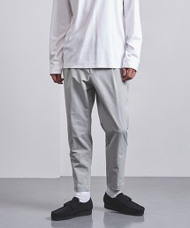 <UNITED ARROWS> 尼龍聚酯纖維輕便褲