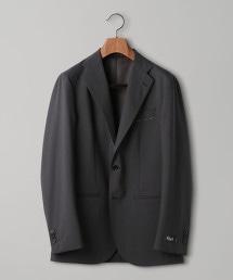 < UNITED ARROWS > 輕薄素材 羊毛 2B 西裝外套