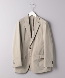 <UNITED ARROWS> SOLOTEX 平紋緯編布 西裝外套