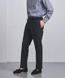 <SOVEREIGN>  泡泡紗 1P 西裝褲