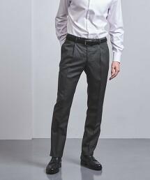 <UNITED ARROWS> REDA 輕薄素材 1摺 西裝褲