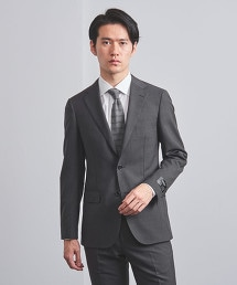 UADB 細格紋 舒適剪裁+  2B 西裝外套