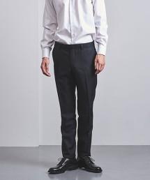 <UNITED ARROWS> 細直條紋西裝褲