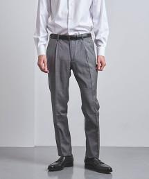 <UNITED ARROWS > REDA ACTIVE 方格紋 單摺 長褲