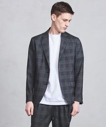 UASB 格倫格紋 2B 西裝外套
