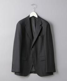 <UNITED ARROWS> 輕薄法蘭絨 2B 西裝外套