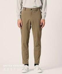 <UNITED ARROWS COZY> 尼龍 塔夫綢 無摺輕便褲