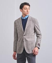 UADT 格倫格紋 3B 輕薄舒適剪裁 西裝外套