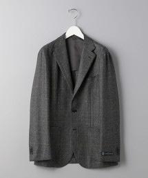 <UNITED ARROWS> 窗格紋 3B 西裝外套