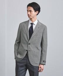 <SOVEREIGN> 千鳥格花紋 西裝外套