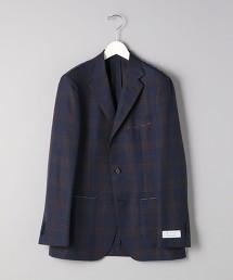 <SOVEREIGN> BREEZY 網眼 格紋 3B 舒適版型西裝外套