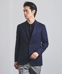<SOVEREIGN> OVER CHECK 輕鬆版型 S3B 休閒西裝外套