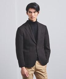 < UNITED ARROWS > 籃球紋布料 3B 西裝外套