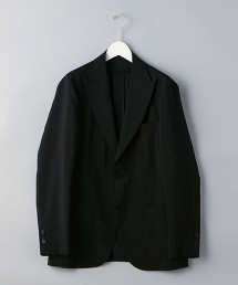 <SOVEREIGN> 聚酯纖維 劍領 2B 輕薄 西裝外套