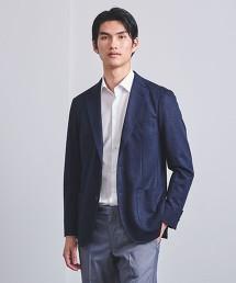 <SOVEREIGN>  亞麻鹿子織 3B 西裝外套 日本製