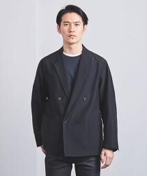 <UNITED ARROWS>  羊毛 4B 雙排釦 西裝外套 日本製