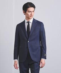 <UNITED ARROWS> 塔斯馬尼亞 細格紋 3B 成套西裝 日本製