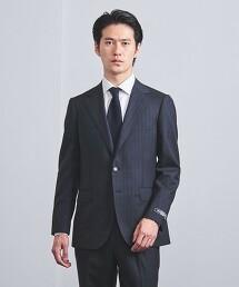 <SOVEREIGN> WV/ST S2B 輕量成套西裝 日本製