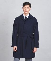 UADB 綁帶巴爾瑪肯大衣