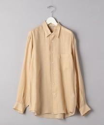 <AURALEE> LIN SHIRTS 亞麻襯衫■■■ 日本製