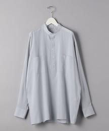 <AURALEE> 套頭 立領襯衫■■■ 日本製