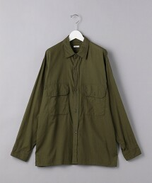 <COMOLI> CPO 襯衫■■■ 日本製