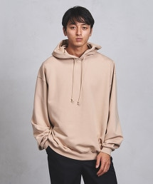 <AURALEE> SWEAT PARKA