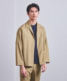 <AURALEE> 輕薄羊毛素材 襯衫式外套■■■