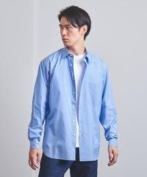 <AURALEE>直條紋襯衫 ■■■