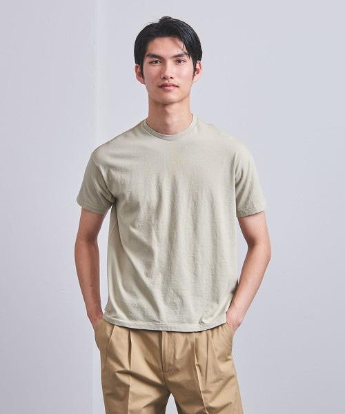 <AURALEE> 無針腳 T恤■■■