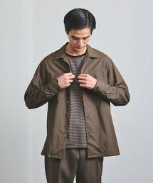 <Camoshita UNITED ARROWS> 開領襯衫 日本製