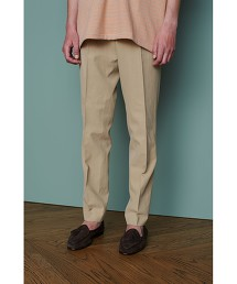 <Camoshita UNITED ARROWS> 單摺 輕便褲 日本製