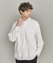 BY 素色寬版襯衫