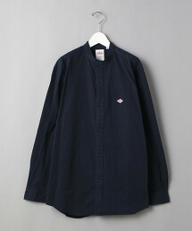 <DANTON> B/C SHIRT/襯衫 日本製造