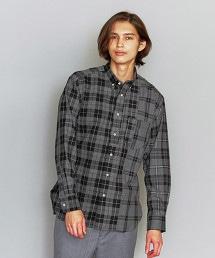 【特別訂製】 <jipijapa> NEL CRAZY SHT/格紋襯衫