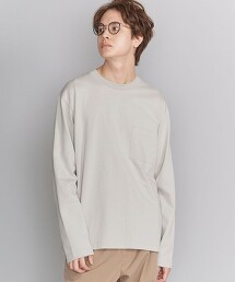 BY CRISP COTTON 1POC T恤