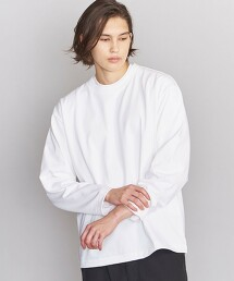 BY 混紡 蘇文棉 上寬下窄T恤 日本製